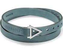Kerbholz Damen-Armband Edelstahl