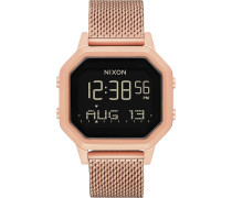 Nixon Unisex-Uhr Digital Quarz