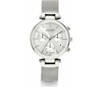 Joop! Damen-Uhren Analog Quarz