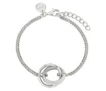 Joop! Damen-Armband 925er Silber 120 Zirkonia
