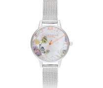 Olivia Burton Damen-Uhren Analog Quarz