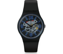 Swatch Unisex-Uhren Analog Quarz