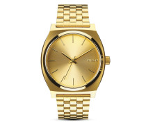 Quarzuhr Time Teller A045 511-00 All Gold / Gold