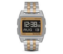Digitaluhren Base A1107-1431-00 Silver / Light Gold