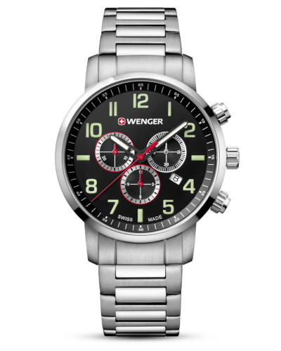 Schweizer Chronograph Attitude 11543102