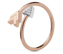 Ring aus 925 Sterling Silber mit Zirkonia-53