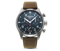 Schweizer Chronograph Startimer Pilot Big Date AL-372N4S6