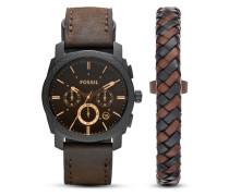 Chronograph & Armband Machine FS5251SET