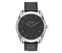 Quarzuhr C45 Leather A465 008 Black / Red