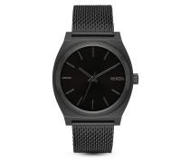 Quarzuhr Time Teller Milanese A1187-001-00 All Black
