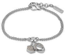 Armband Connection aus Sterling Silber