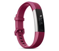 Fitness-Armband Alta HR aus Silikon, Edelstahl & Aluminium-170 mm