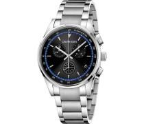 Calvin Klein Herren-Uhren Analog Quarz