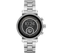 Michael Kors Access Damen-Uhren Digital Akku (Lithium-Ion)