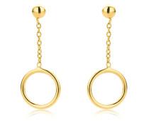 Ohrhänger aus 375 Gold