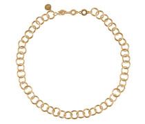 Halskette Be Dreamy aus vergoldetem Messing