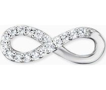 Engelsrufer Damen-Ohrstecker Infinity 925er Silber