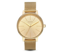 Quarzuhr Kensington Milanese A1229-502-00 All Gold