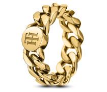 Ring Classic Signature aus Edelstahl-54