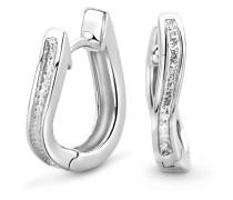 Creolen aus 925 Sterling Silber