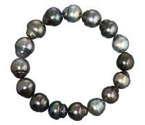 Armband mit Tahiti-Zuchtperlen | Perlen 11 mm - 13 mm