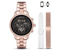Set mit Smartwatch Runway & Wechselarmbändern MKT5060