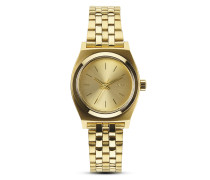 Quarzuhr Small Time Teller A399 502-00 All Gold