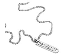 Halskette aus Edelstahl