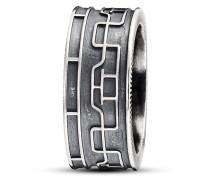 Ring Japanese Vintage aus 925 Sterling Silber -58