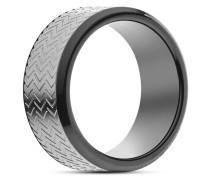 Ring aus Edelstahl-65