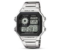 Digitaluhr AE-1200WHD-1AVEF