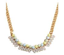 Halskette Turkish Delight vergoldet mit Swarovski-Steinen