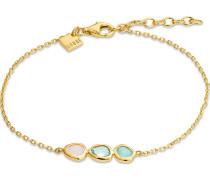 QOOQI Damen-Armband Fr�hjahr 925er Silber