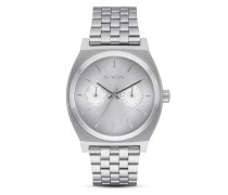 Quarzuhr Time Teller Deluxe A922-1920 All Silver