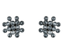 Ohrstecker Magic Fireball aus Metall mit Glassteinen
