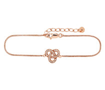 Armband Romantic Nude aus 925 Sterling Silber mit Topasen