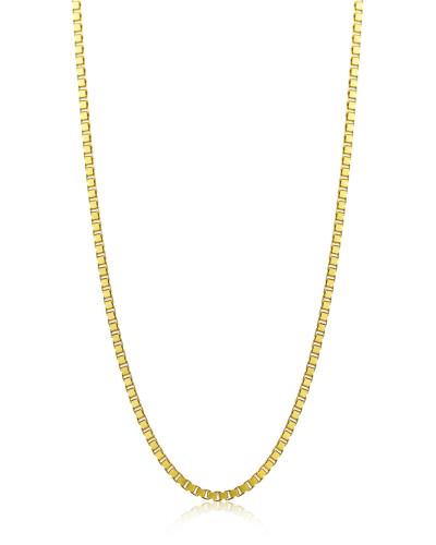 Halskette aus 585 Gold | Breite 0,7 mm
