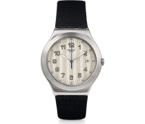 Swatch Unisex-Uhren Analog Quarz