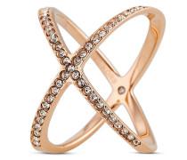 Ring Brilliance aus Edelstahl-52