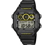 Digitaluhr AE-1300WH-1AVEF