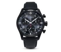 Schweizer Chronograph Startimer Pilot AL-372BMLY4FBS6