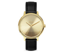 Quarzuhr Kensington Leather A108 501-00 Gold