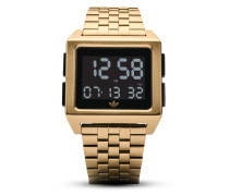 Digitaluhr Archive_M1 Z01-513-00 Gold / Black