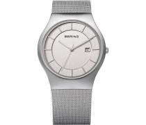Bering Herren-Uhren Analog, digital Quarz
