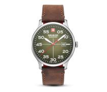Schweizer Uhr Active Duty 06-4326.04.006