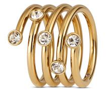 Ring Brilliance aus Edelstahl-56