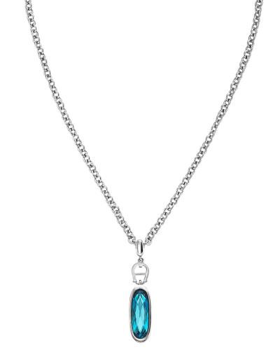 Halskette mit Swarovski-Stein
