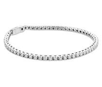 Armband aus 585 Weißgold mit 2.01 Karat Diamanten