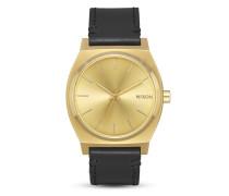 Quarzuhr Time Teller A1137-2591 All Gold / Black