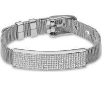 FAVS. Damen-Armband Edelstahl 210 Zirkonia